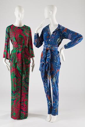 Yves Saint Laurent + Halston: Fashioning the 70s – FEB  8- APRIL18