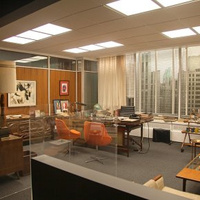 Mad Men Exhibit – March 14–June 14,2015