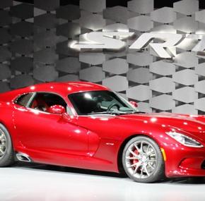 New York International Auto Show : April 6-12